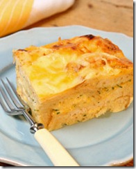 MSE Cheese Strata