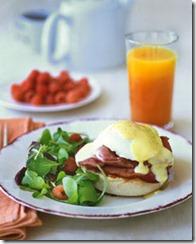 MSE Eggs Benedict