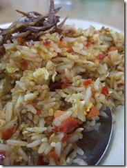 Nancy's Kitchen Chilli Fried Rice
