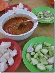 Melaka's Satay - Unique Pineapple Satay Sauce